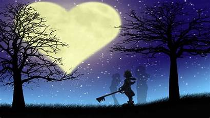Hearts Kingdom Sleep Birth Backgrounds Desktop Background