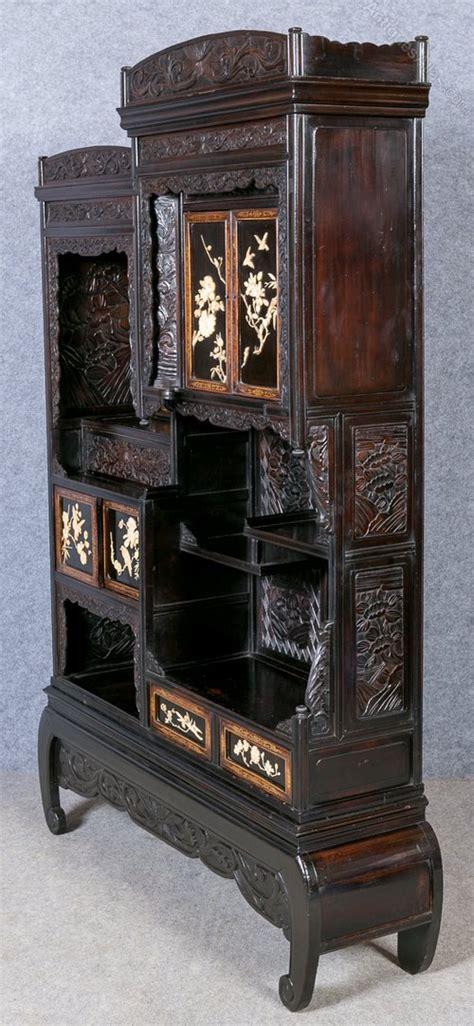 Meiji Period Shodana Cabinet  Antiques Atlas
