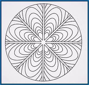 Las mejores Mandalas para Imprimir a Color Dibujos de Mandalas