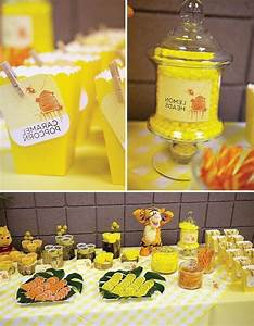 Winnie the Pooh Baby Shower Ideas and Games Baby Shower