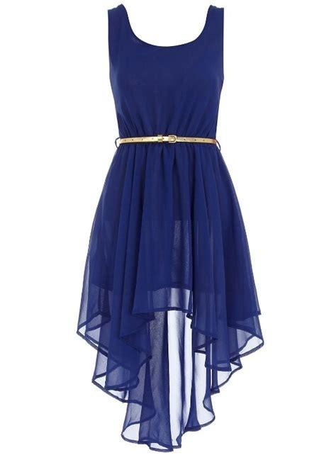 Blue Dress With Gold Belt   Fashion   Pinterest