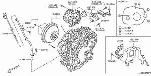 Nissan Murano Automatic Transmission Control Module  Awd