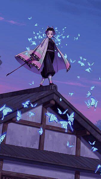 aesthetic slayer wallpaper desktop in 2020 anime