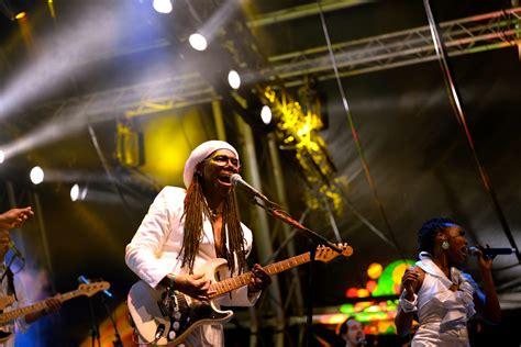Nile Rodgers & Chic Unveil Comeback Album, It's