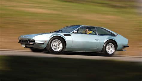 Lamborghini Jarama 400 GT, el gran subestimado