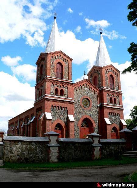 Barkavas Svētā Staņislava Romas katoļu baznīca - Baznīcas   Memorial Services