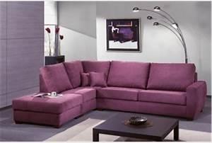les salons en microfibre prix discount en charente maritime With tapis rouge avec canape haute densite