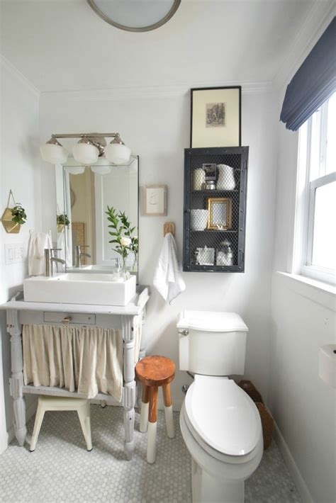 small bathroom ideas  solutions   tiny cape