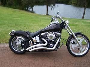 Tacho Harley Davidson Softail : 1990 harley davidson fxstc 1340 softail custom moto ~ Jslefanu.com Haus und Dekorationen