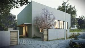 Caesarea Villa - Architecture Visualization on Vimeo