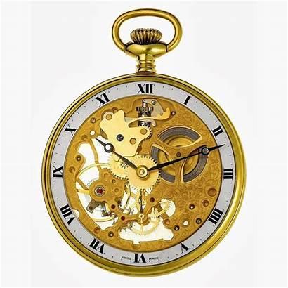Pocket Wallpapers Watches Skeleton Industrial Clock Revolution
