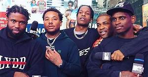 A$AP Mob & BROCKHAMPTON Are Headed in Opposite Directions ...