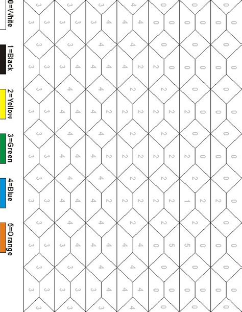 addition picture worksheet mystery math