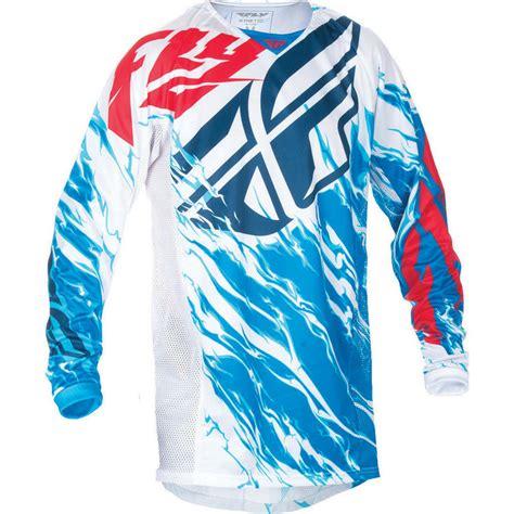 fly motocross jersey fly racing 2017 kinetic relapse motocross jersey