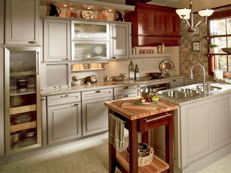 kitchen cabinet prices pictures ideas tips  hgtv