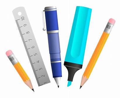 Tools Clipart Tool Ruler Cartoon Transparent Clip