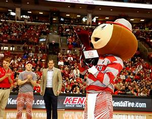 Brutus Buckeye gets to go to Disney World (Video)