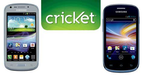 samsung galaxy discover cricket phones