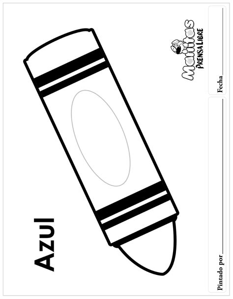 crayon coloring pages free a crayon coloring pages