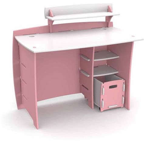 kids study desk walmart legare kids furniture princess series collection complete