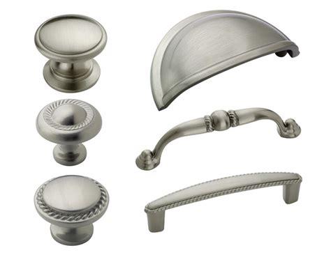 cabinet knobs and handles amerock satin nickel cabinet hardware knobs pulls