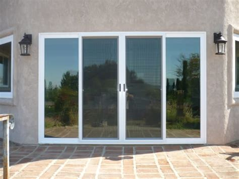 4 panel sliding glass door quotes
