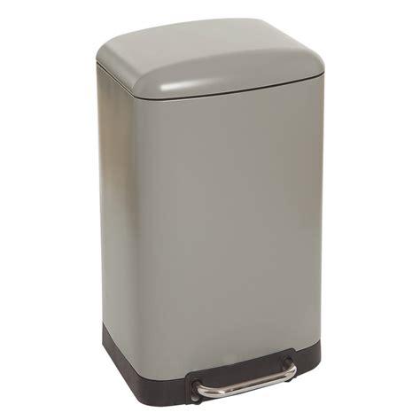 poubelle de cuisine rectangulaire poubelles de cuisine maison futée