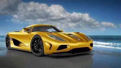 Supercar Wallpapers Koenigsegg Desktop Cars Super Speed