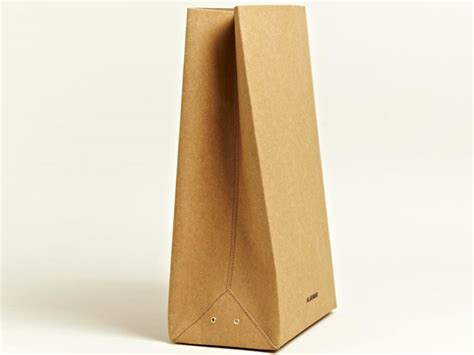 Is This 0 Jil Sander Paper Bag The Most Overpriced