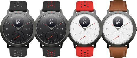 withings steel hr sport review rating pcmag