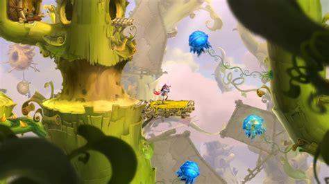 gameplay video rayman legends gamespot