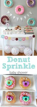 baby sprinkle decorations donut sprinkle baby shower ideas baby showers in 2019