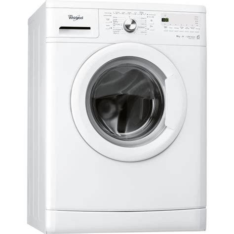 whirlpool awod2920 lave linge achat vente lave linge cdiscount