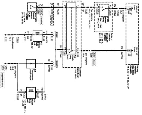 Ford Econoline E350 Blower Wiring Schematic by I A 2005 Ford E350 With 6 0 Diesel The A C Quit