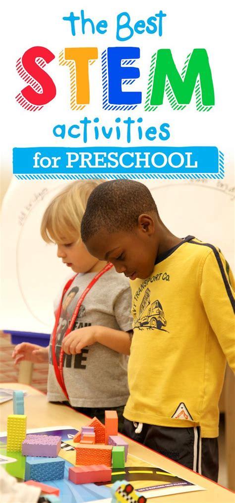 best preschool curriculum kits the best stem activities for preschool click to see hatch 560