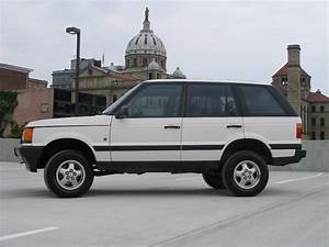 White 1996 Range Rover For Sale Only  6 500