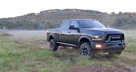 2017 Ram Power Wagon Review
