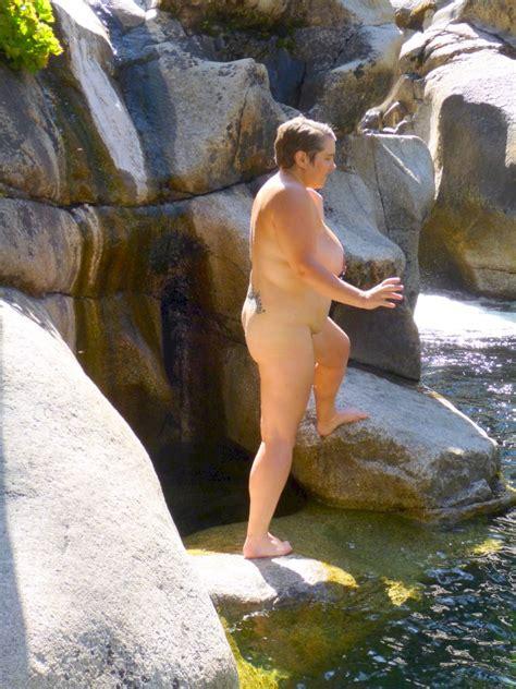 Bbw Celestewoodrow Nude By The Creek ShesFreaky