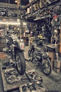 Garage David Auto : my dream in one picture motorcycle love pinterest cafes cars and bmw ~ Medecine-chirurgie-esthetiques.com Avis de Voitures