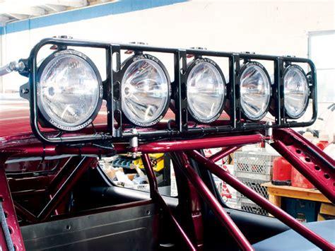 lights on top of truck fully caged baja 1000 honda ridgeline honda tech
