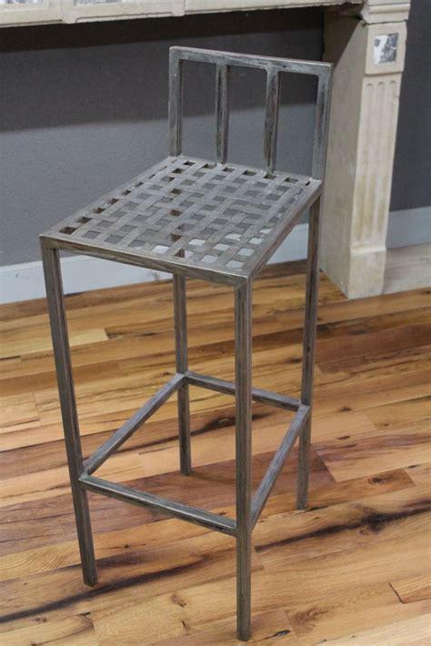 chaise de bar fer forge chaise haute de bar en fer hauteur chaise 95 cm