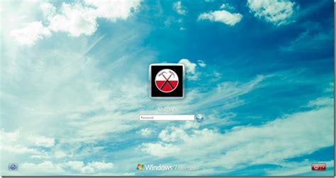 pulse rotates windows 7 logon screen background
