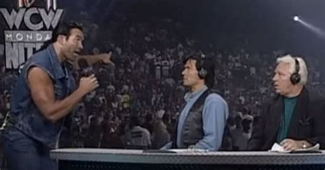 years  scott hall invaded wcw  launched