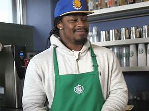 Marshawn Lynch Dancing GIF by Starbucks - Find & Share on ...