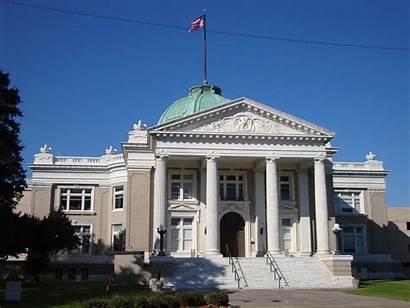 Calcasieu Courthouse Charles Lake Parish Haunted Louisiana