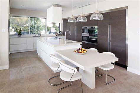 Do It Yourself  Openplan Kitchen Design Ideas