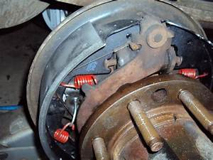 Ok  94 F250 Rear Brake Diagram  Ya Ya  Forgot