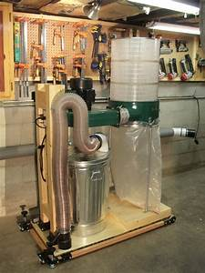 HARBOR FREIGHT DUST COLLECTOR CONVERSION - by kdc68