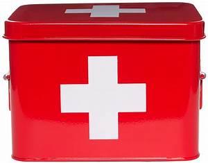 MEDICAL STORAGE BOX - Sourpuss Clothing