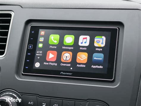 manage  carplay apps imore